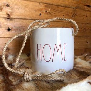 Rae Dunn Nautical Home Hanging Plant Pot